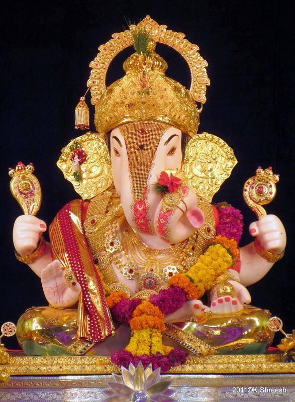 Dagdusheth Ganpati, Pune